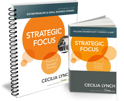 Strategic Focus: The Art of Strategic Thinking Book Bundle