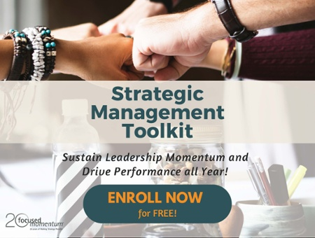 strategic management toolkit