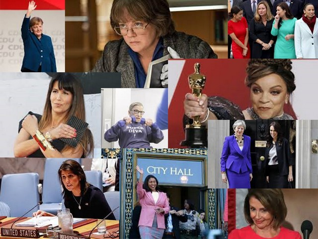 A World with Many Women Leaders