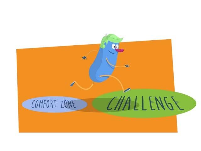 comfort zone to challenge2